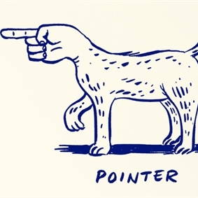 Pointer (woof woof)