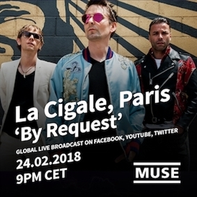 New Show: Paris, France