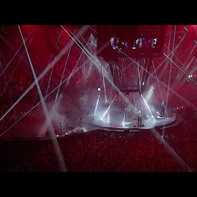 """Knights of Cydonia"" from MUSE: Drones World Tour."