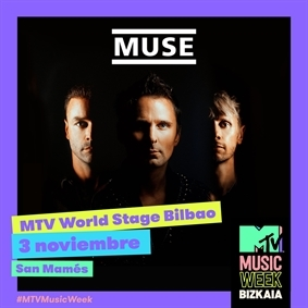New Show: MTV World Stage Bilbao