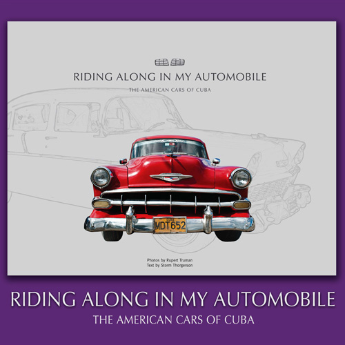 Riding Along In My Automobile (hardback book)