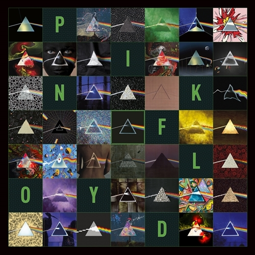 Pink Floyd - Dark Side of the Moon - 40th Anniversary